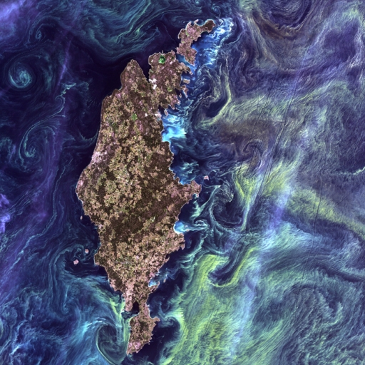 NASA Earth as Art