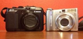 My Canon cameras