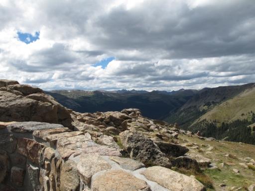 RMNP view