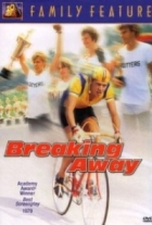 Breaking Away VHS cover