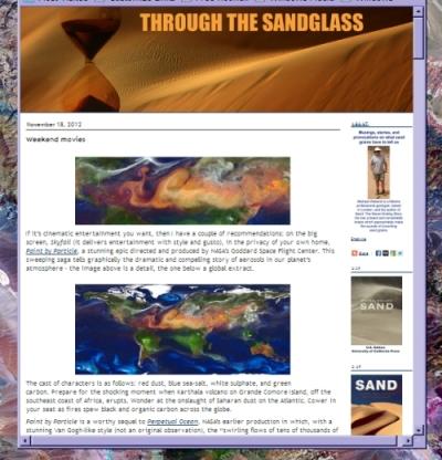 Through the Sandglass