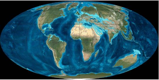 earth-evolution gif